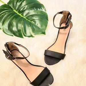 5/$22 CATO anckle strap wedge